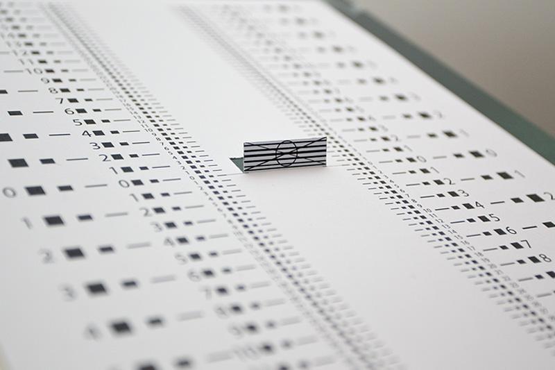 testkaart
